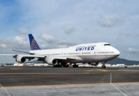Act fast to fly on a domestic United 747