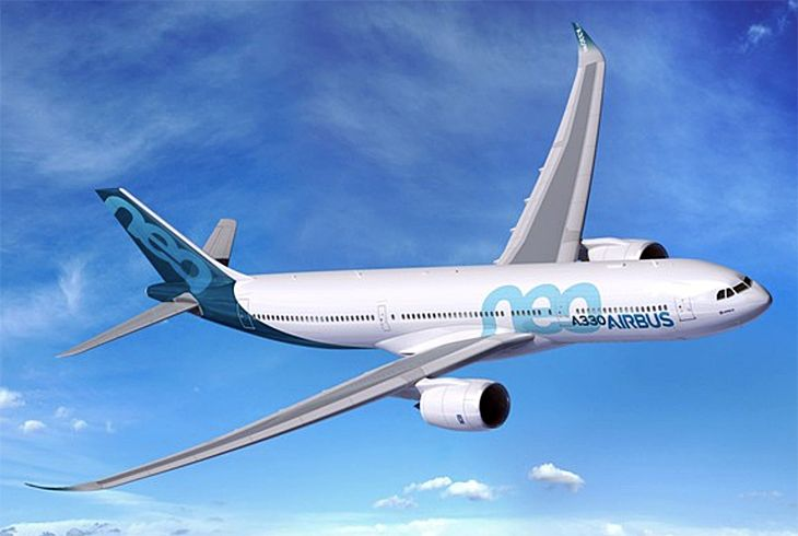 Besides A350s, Delta also has ordered A330neos from Airbus. (Image: Airbus)