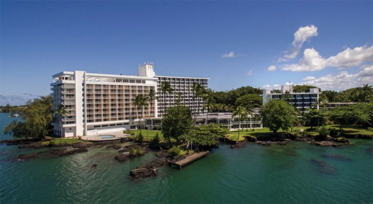 Hilton's new DoubleTree in Hilo, Hawaii. (Image: Hilton)