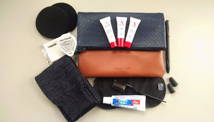 Unfold this kit to reuse as a trendy tablet case! (Photo: Kim Grimes)