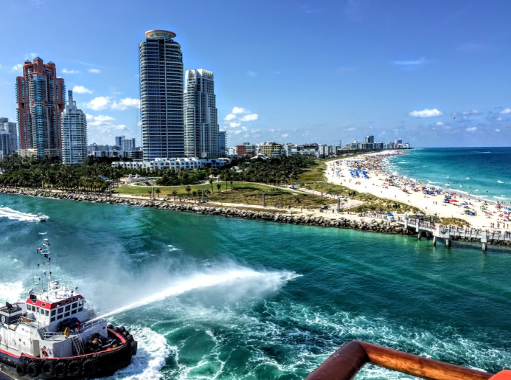 Deal Bay Area To Miami Ft Lauderdale Orlando Just For - Cheap trips to miami