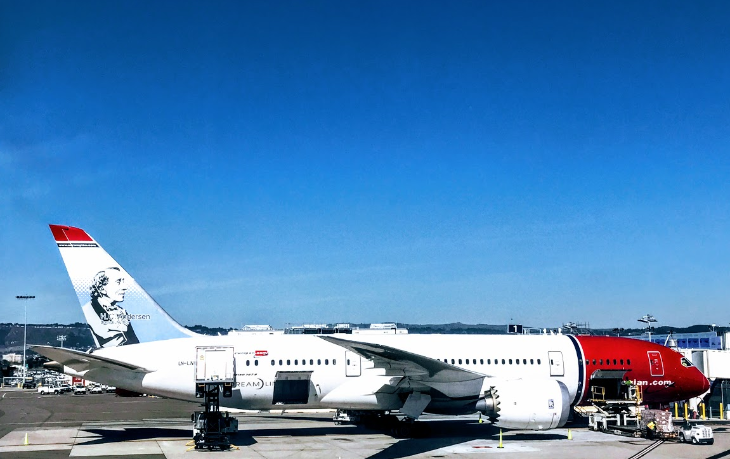 Norwegian Air 787 Dreamliner