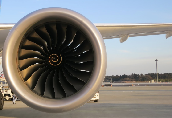 Passenger Tosses Coins Into Airplane Engine Travelskills
