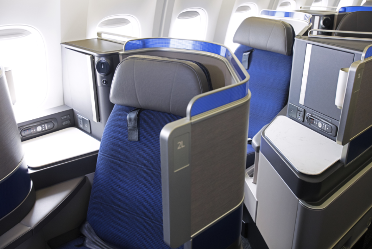 Polaris Business Class Seats Now On 15 United Jets