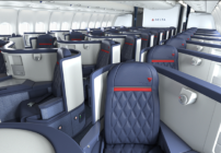 Delta upgrades first class on some domestic routes