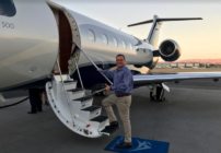 The newest Embraer jet you may never fly