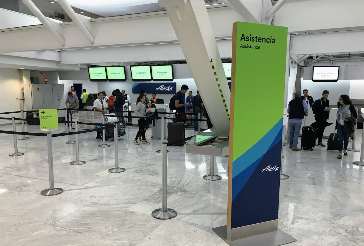 Alaska Airlines Mexico