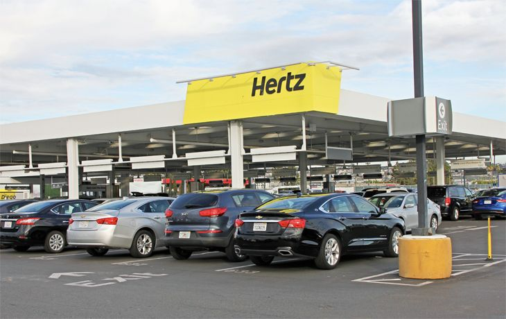 Best Rental Cars At Salt Lake City Airport