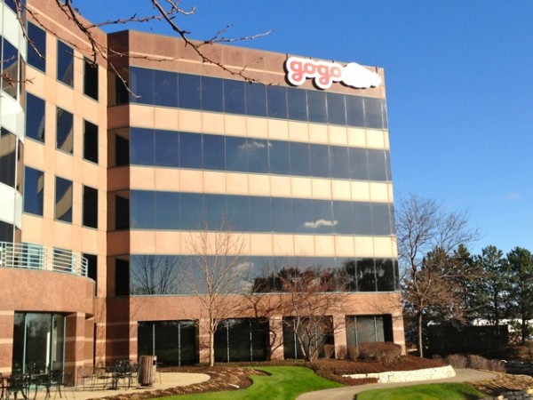 Gogo HQ in Itasca, IL (Photo: Chris McGinnis)