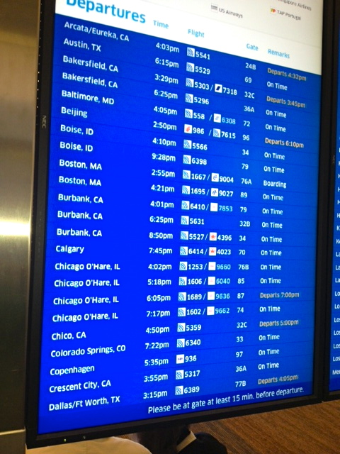 Today SFO>Boston flights unaffected by bombs (Photo: Barkley Dean)