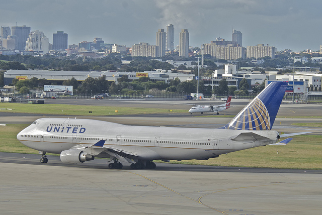 United Shifting Some 747s Away From Sfo Travelskills