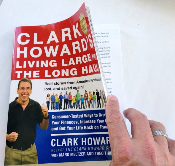 clark howard book