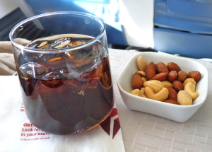 No more hot nuts on Delta's overseas flights (Photo: SFO777/FlyerTalk)