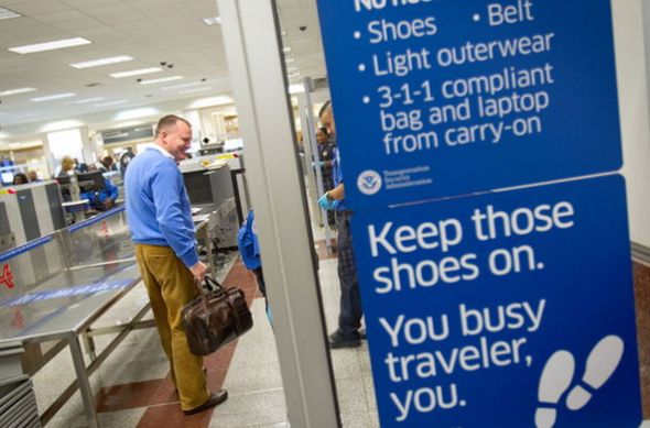 Just who are these new people in the PreCheck lane? (Photo: Jaxworld)