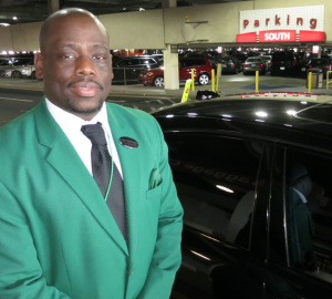 Green Coat Airport Valet
