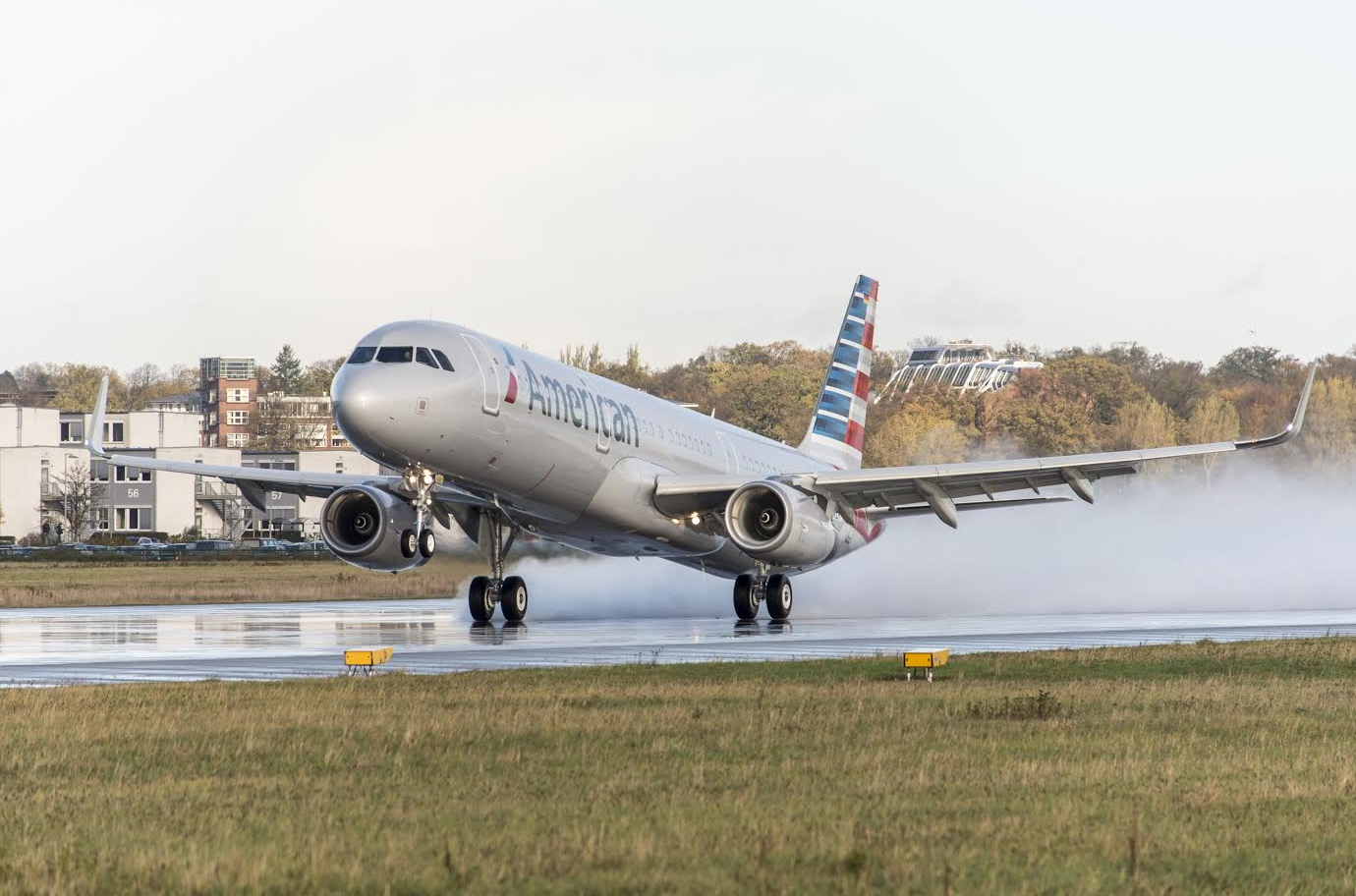 American Airlines A321T now flying SFO-JFK (Photo: AA)