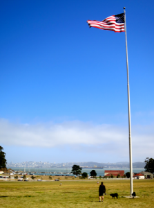 July 4 is on a Friday this year. Cavallo Point in Marin County, CA (Photo Chris McGinnis)