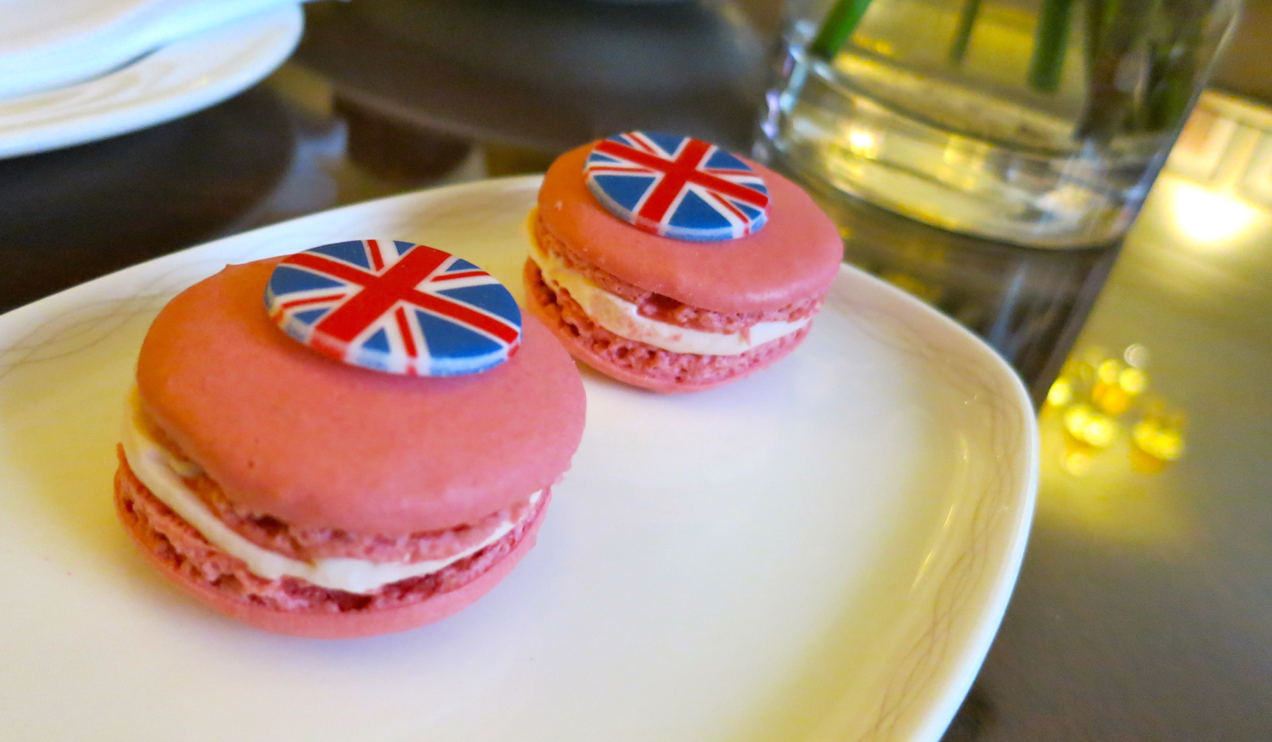 Afternoon tea at the Palm Court in London's elegant Langham Hotel is a sight to behold! (Photo: Chris McGinnis)