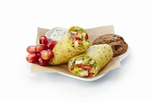 Free food on Delta's transcons for Economy Comfort customers (Photo: Delta)