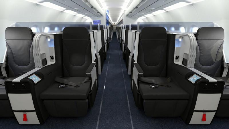 New JetBlue Mint class cranks up on LAX-JFK; coming to SFO in October (Photo: JetBlue)