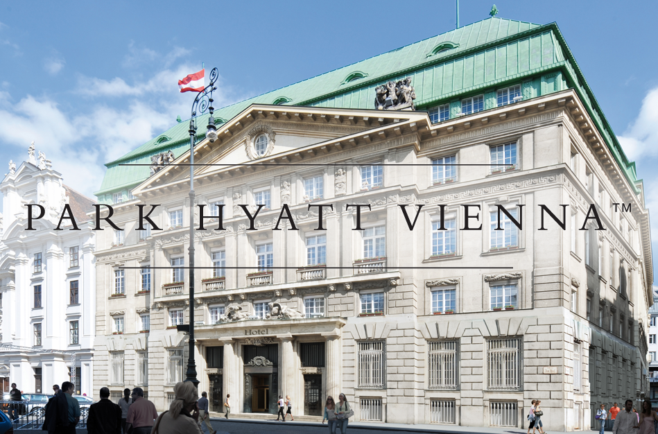 The brand new Park Hyatt  Vienna is open! (Photo: Hyatt)