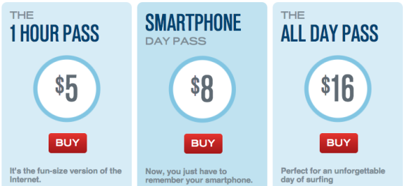 The key to saving money with Gogo is to PRE-purchase your pass