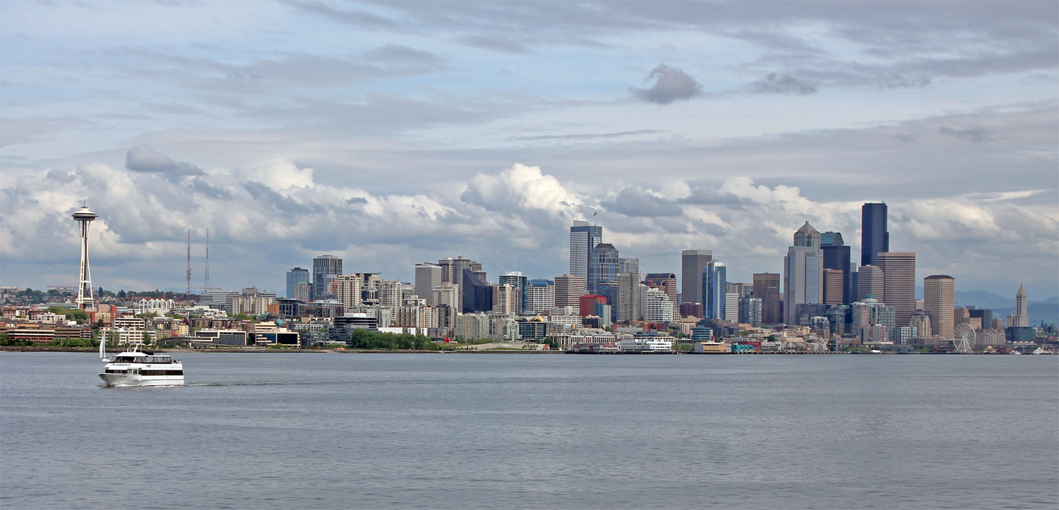 Seattle (pictured)  nabs two new nonstops to Asia (Photo: Jim Glab)