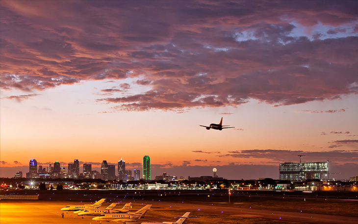 Are you going to try flying into Dallas Love Field starting in Oct? Let us know! (Photo: Justin Terveen)