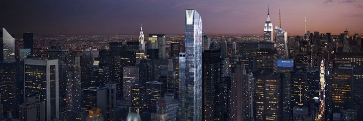 A posh new perch in NYC