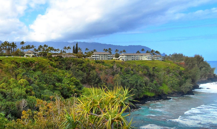 Ask for the special buy one, get one free deal at the gorgeous Cliffs at Princeville