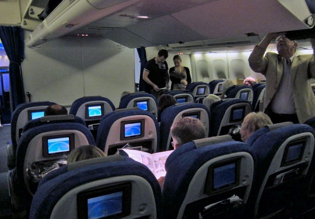 British Airway's inflight entertainment getting an upgrade in coach (Photo: John Walton)