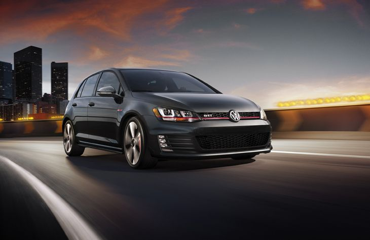 Volkswagen's sporty new GTI now in the National fleet (Photo: VW)