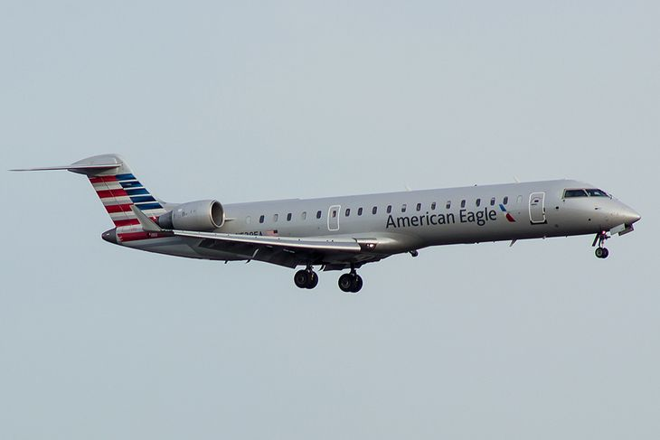 American Airlines CRJ flights between ATL and La Guardia are coming back (Photo: David Montiverdi)