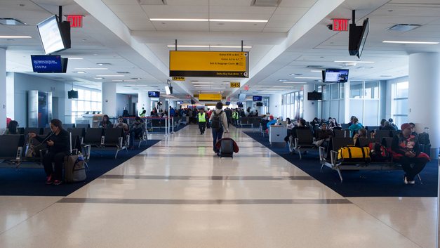 Delta's Terminal 4 at New York JFK (Photo: Delta)