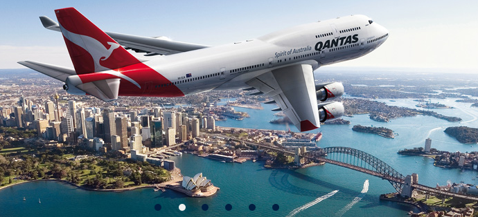 Qantas 747's like this one return to SFO in December (Image: QANTAS)