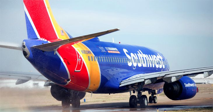 Southwest travelers will see faster Wi-Fi in the months ahead.. (Image: Southwest Airlines)