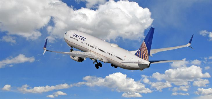 United launched a summer fare sale today (Photo: Jim Glab)