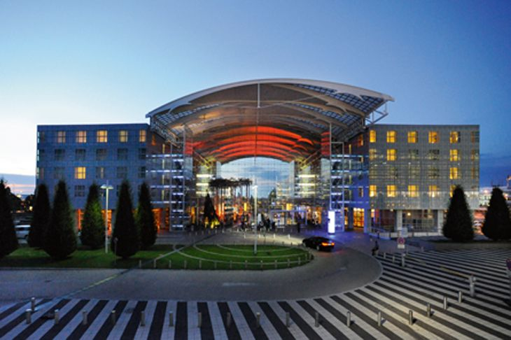The new Hilton Munich Airport (Photo: Hilton)