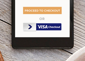 Visa Checkout on smartphones