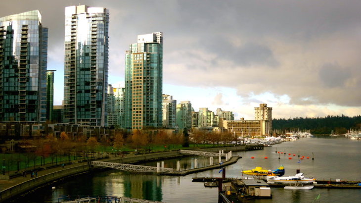 I was lucky enough to take a biz trip to highly ranked Vancouver in 2013 (Photo: Chris McGinnis)