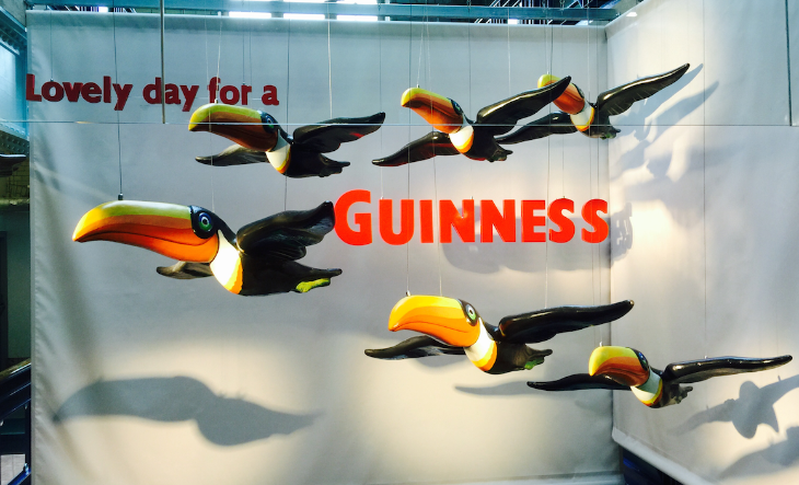 There's an archive of fun and nostalgic Guinness advertising (Chris McGinnis)