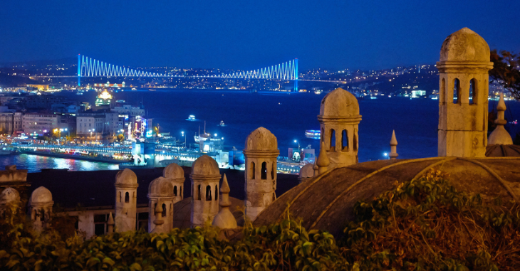 Istanbul is breathtakingly beautiful, but might be a little scary for Americans this year (Moyan Brenn)