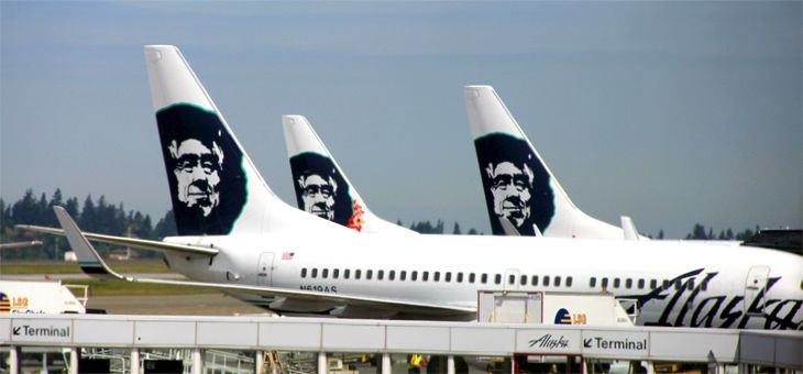 Alaska Airlines and Virgin America have distinct products and passenger markets. (Photo: Jim Glab)