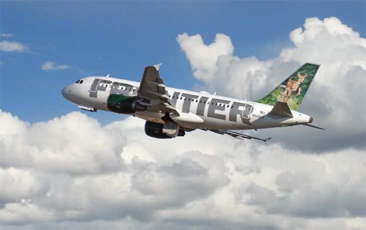 Frontier's CEO is gone as consumer complaints skyrocket. (Image: Jim Glab)