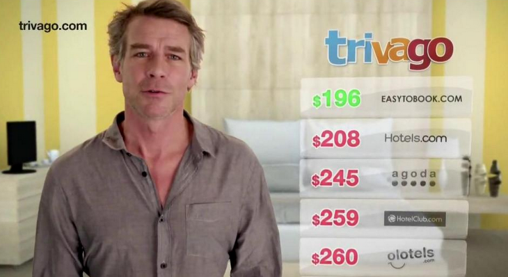 Apple device users tend to book pricier hotels than Android folks. (Image: trivago.com)