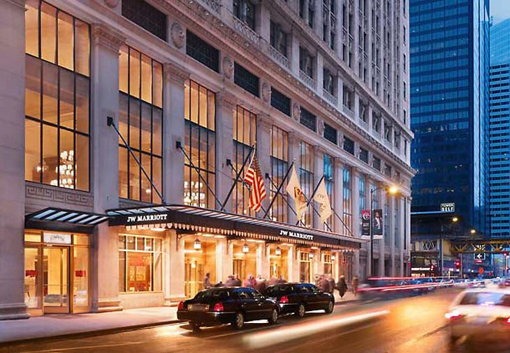 JW Marriott in Chicago. (Image: Marriott)