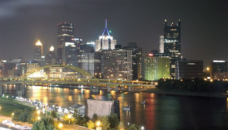 Officials in Pittsburgh are the latest to approve ride-share pick-ups at the city's airport. (Image: Rudy Guy/Flickr)