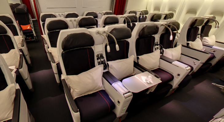 New Premium economy on which airline? Click to discover