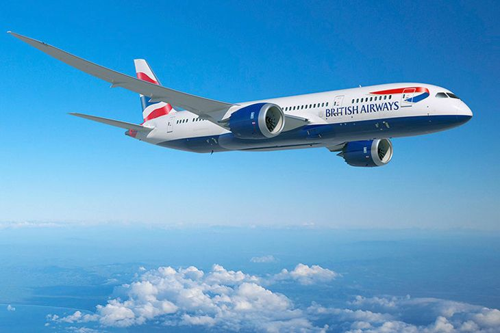 British Airways will start flying a 787-9 to Austin next winter. (Image: British Airways)