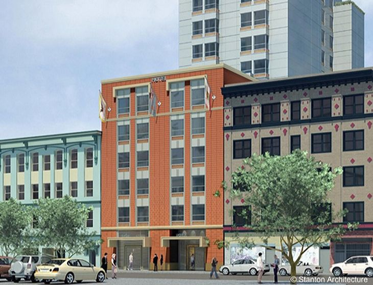 Hilton's new Hampton Inn in downtown San Francisco. (Image: Hampton Inns)